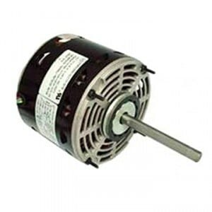 PSC electric motor