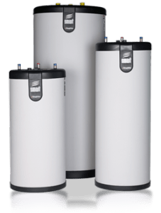 Smart-Series-Indirect Water Heating