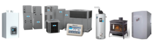 furnaces, water heaters and controls