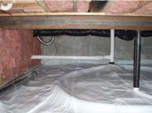 radon mitigation - sub slab depressurization