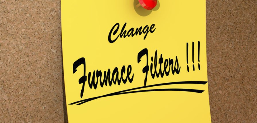 furnace reminder note