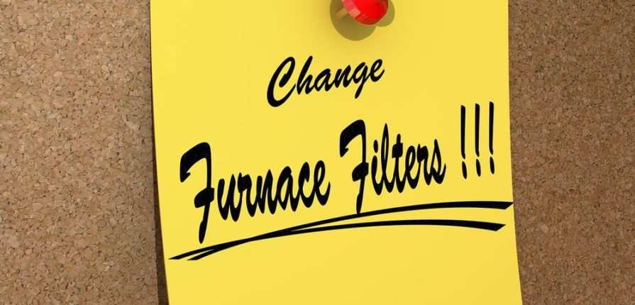 furnace reminder note